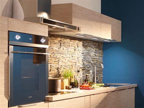 plaquette de parement cuisine des id 233 es pour une cr 233 dence de cuisine originale maisonapart
