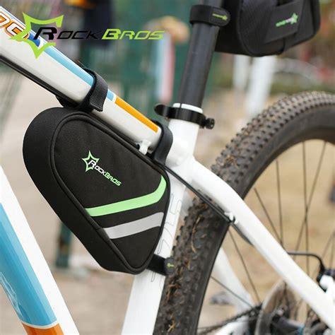 Bestseller Mountain Bike Bag Saddle Pack Equipment Tas rockbros outdoor triangle cycling bike bag bike accessories bicycle repair tool bag bicycle