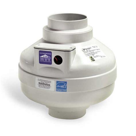 Bathroom Exhaust Fan Booster Fr150 Fantech Fr150 Fr Series Inline Exhaust Fan
