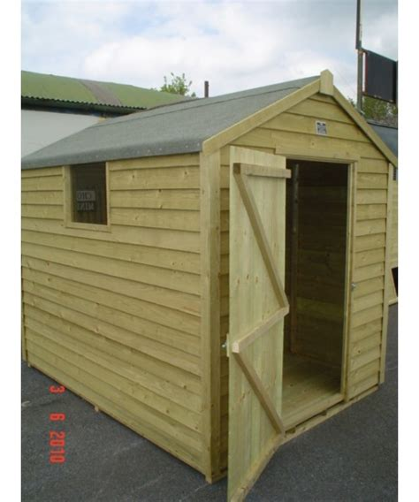 Budget Sheds 8ft X 6ft Budget Shed Garden Sheds For Sale