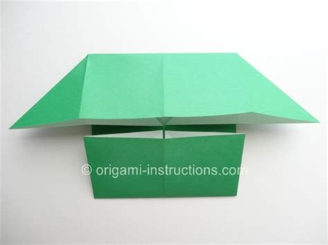 Origami Boat Base - origami boat base folding how to make an