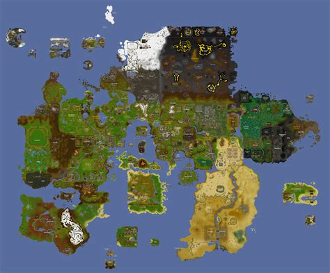 runescape 2007 map rs map my blog