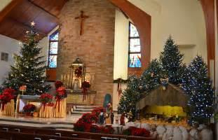 christmas decorating for church sanctuary joy studio