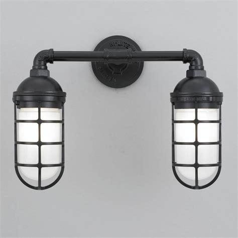 nautical light fixtures bathroom double barn light great for nautical bathroom home