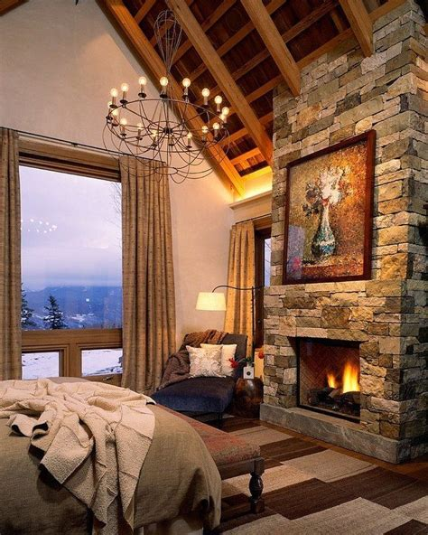 rustic bedroom decorating style decor   world