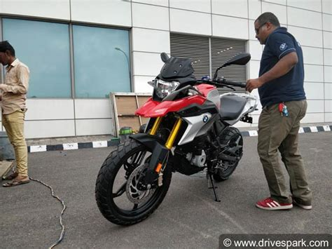Bmw Service Cost by Bmw G 310 Gs Service Cost Owner Pays Rs 4 584 For