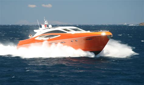 orange boat numarine 78 ht turkish technology meets italian design