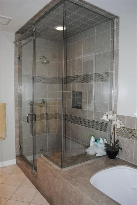Enclosed Shower by Enclosed Shower Attached To Tub