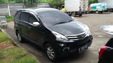 New Avanza G 1 3 Manual jual cepat new avanza 1 3 g 2012 2013 manual warna hitam