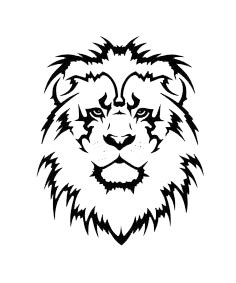 tattoo hd png lion tattoo png transparent images png all
