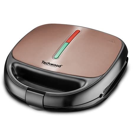 Grille Croque Monsieur by Gaufrier Croque Grill Techwood