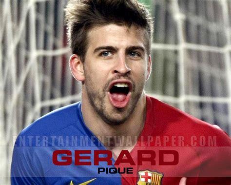 sports superstars gerard pique hd wallpapers