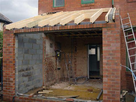 Extension Roof Construction Bcsj