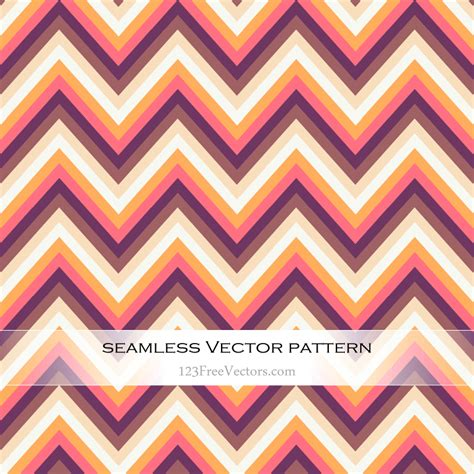 zig zag pattern illustrator download retro zig zag chevron pattern vector download free
