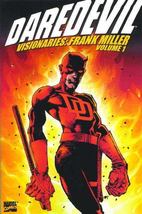 daredevil by frank miller comic book artist frank miller