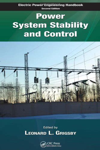 electric power distribution reliability second edition power engineering willis books power system stability and the electric power