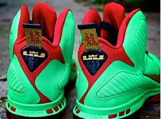 """Nike LeBron 9 """"Year of the Dragon"""" Customs By Proof ... Lebron 9 Year Of The Dragon"""