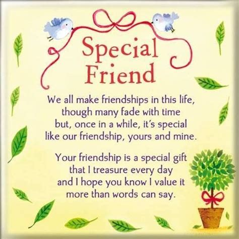 thank you letter to special friend special friend pictures photos and images for