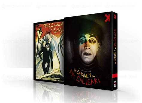 Cabinet Docteur Caligari by Le Cabinet Du Docteur Caligari Restaur 233 En 4k Par La