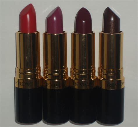 Lipstick Revlon Lustrous Shine revlon lustrous shine lipsticks haligonia ca