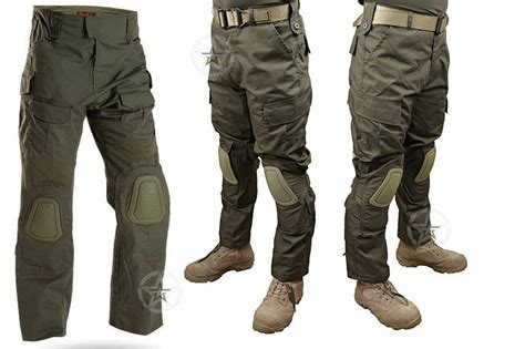 Celana Tactical Kargo Airsofter Combat Ripstop pantalon tactico combate con rodillera 707 tactical eon 6k