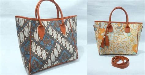 Dl24 Tas Lokal Wanita Murce Kece tas batik handmade archives qlapa handmade dan kerajinan tangan indonesia