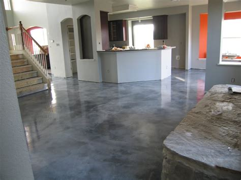 stained cement floors decorative concrete