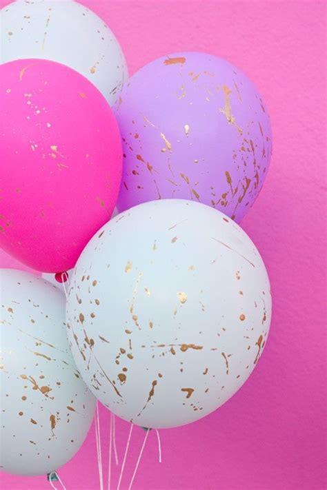 imagenes tumblr globos c 243 mo pintar globos para decorar tus fiestas fiestas