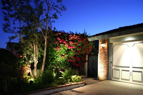 oc landscape lighting design install led lighting