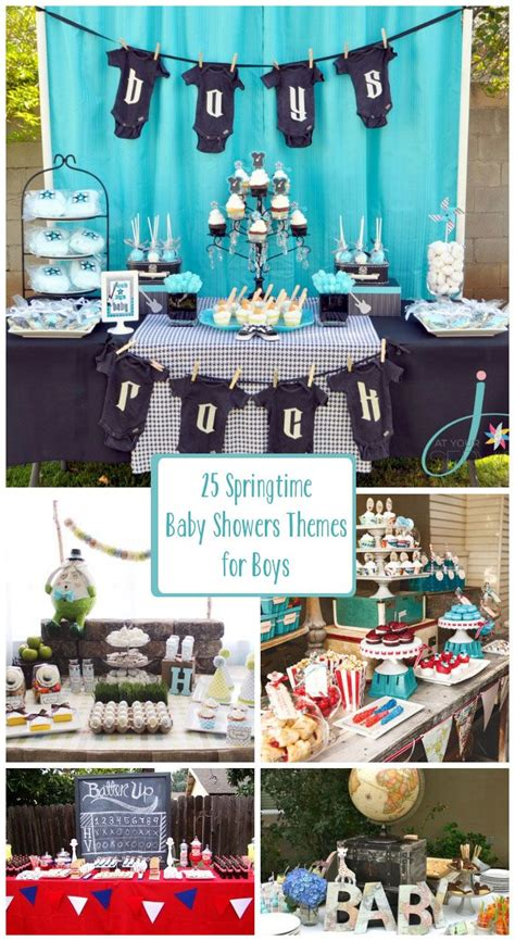 Baby Shower Themes by 25 Springtime Baby Shower Themes For Boys Baby Boy Baby