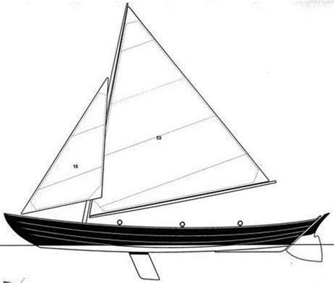 boat dory size northeaster dory light weight rowing and sailing dory