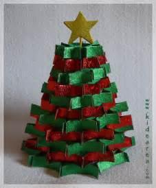 arbolito de navidad con material reciclado manualidades