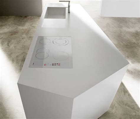 corian cucine nelle cucine in solid surfaces il design incontra l
