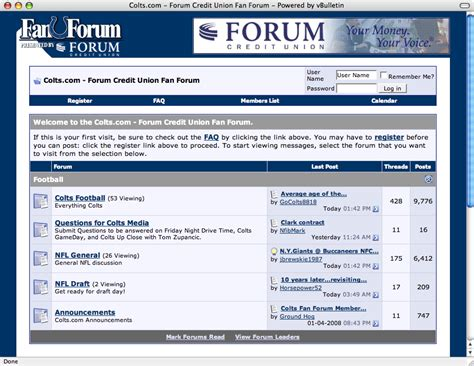 Forum Credit Union Island Tickets Forum Sponsors Indianapolis Colts Fan Forum
