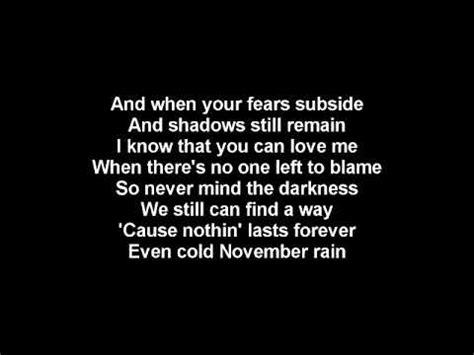 lagu barat november rain mp song  mphitz