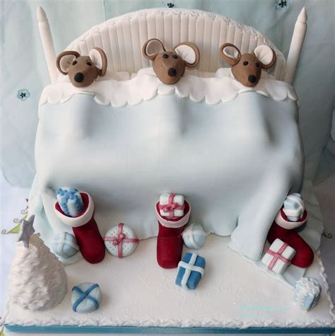 the 25 best christmas cake decorations ideas on pinterest