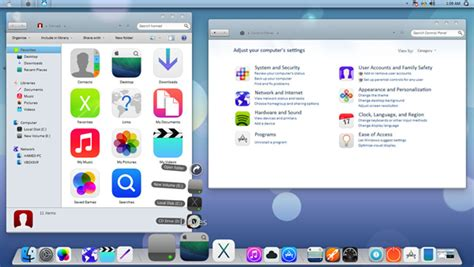 theme windows 10 ios how to get ios 7 theme on windows 8 and windows 7