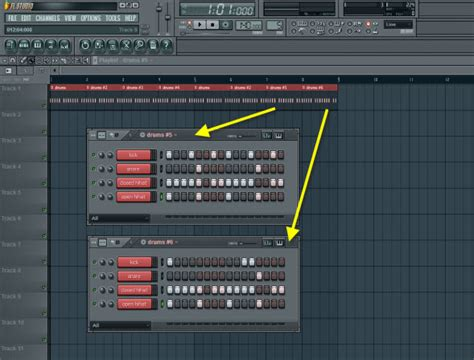 drum pattern variation как создать музыку в fl studio zerkalo vip ru