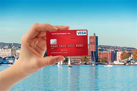 bank norwegen bank beste kredittkort 2016 dinero