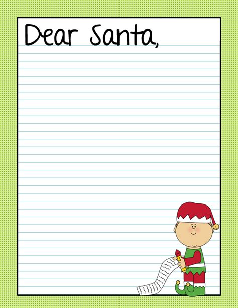 dear letter template luxury dear santa letter template free how to format a