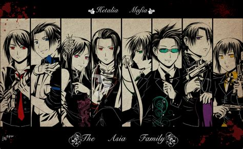 aph mafia the asia family by lo wah on deviantart