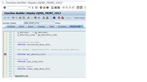 tutorial debug sap tutorial abap debugger sap blogs