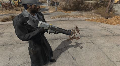 world pc ps4 weapons tips guide unofficial books fallout 4 mod allows attachment of all weapons mods to all