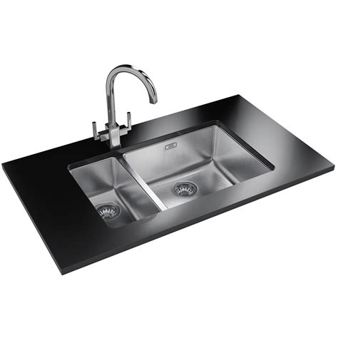 kitchen sink accessories kubus polished stainless franke kubus designer pack kbx 160 45 20 undermount sink