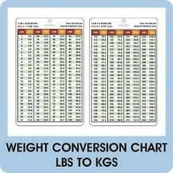 10 pounds in kg weight conversion pvc plastic card lbs to kg reference