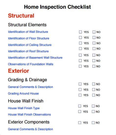 Home Inspection Records Worksheet Home Inspection Worksheet Caytailoc Free Printables Worksheets For Students