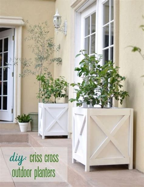 diy planter box some simple ideas on how to craft diy planter boxes diy