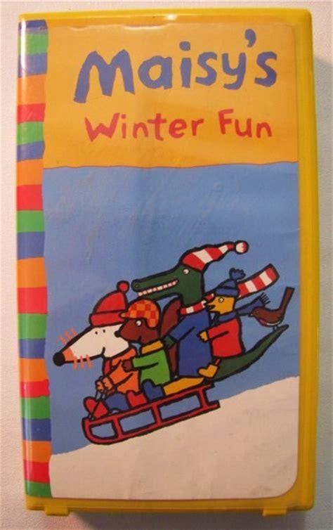 Maisy S Bedtime maisy s winter vhs ad 2987589 addoway