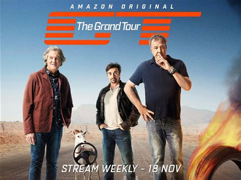 amazon grand tour brandchannel brand news amazon s the grand tour domino