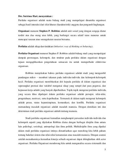 Buku Ajar Perilaku Organisasi archives alarmnews